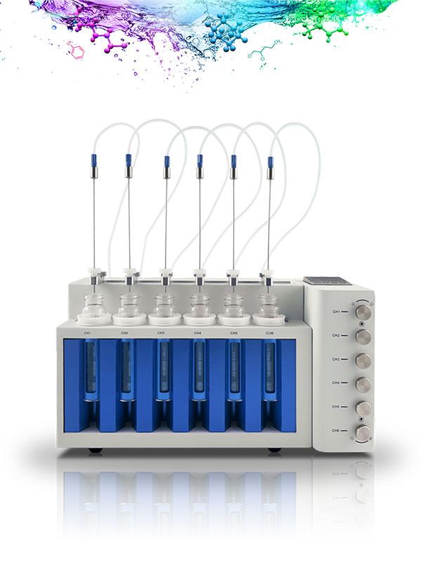 Evaporateur puriVap-6 purification