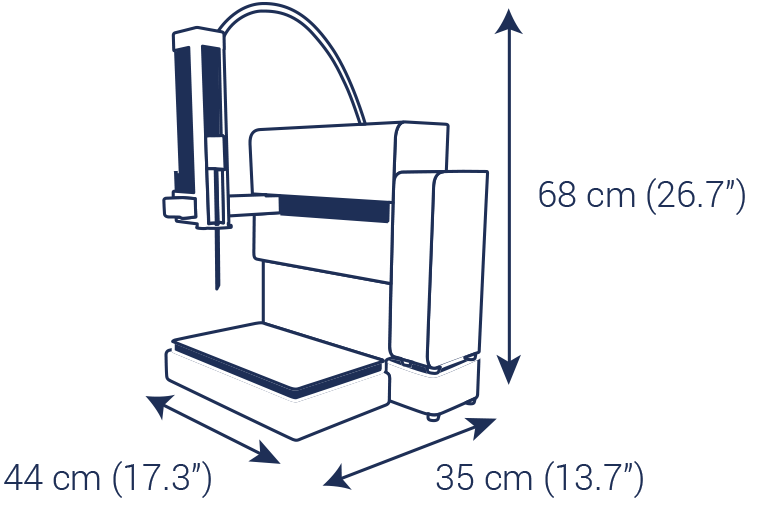 Autosampler puriFlash AS-1 chromatography