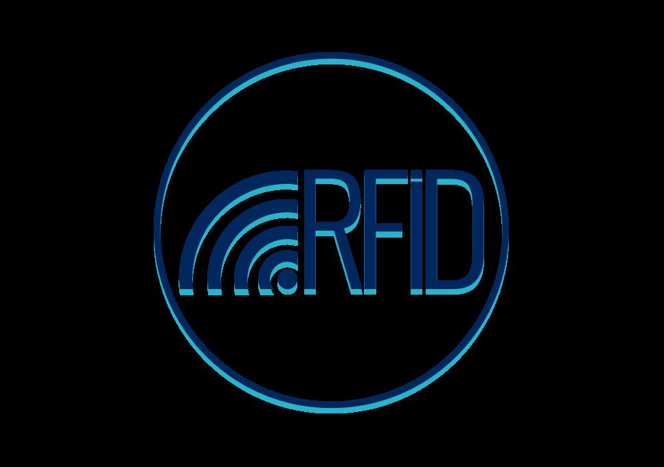 logo rfid pour la purification